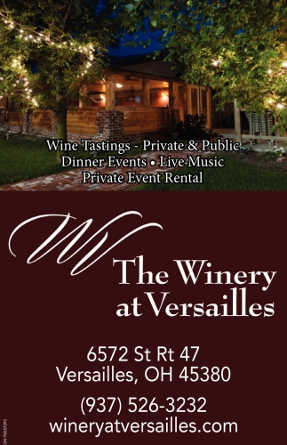 Wine Tastings, Dinner Events, Music, Rental