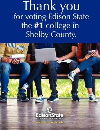 1 college in Shelby County