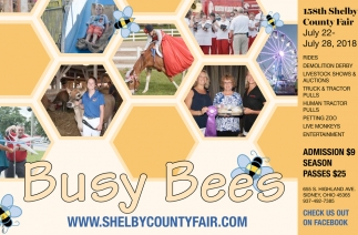 158th Shelby County Fair