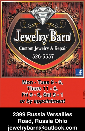 Custom Jewelry & Repair