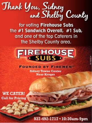 1 Sandwich Overall / 1 Sub