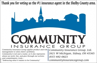 1 insurance agent in the Shelby County