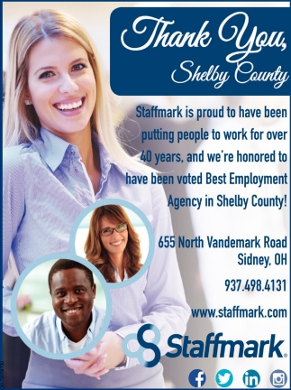 Thank You, Shelby County