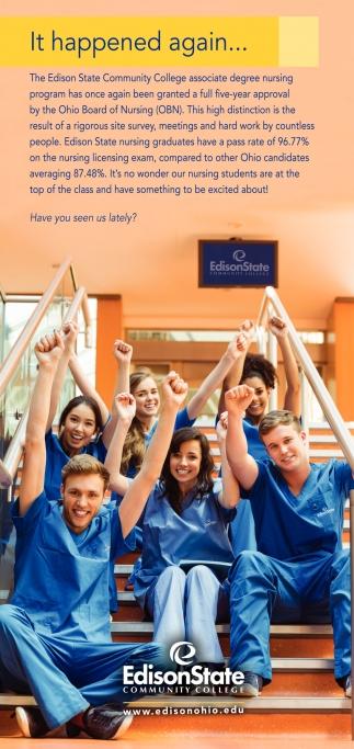 Associated Dregree Nursing Program