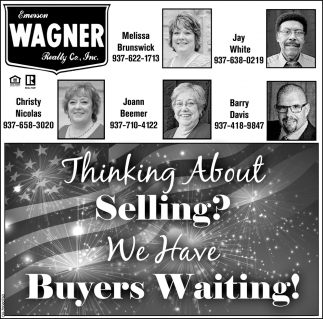 We have buyers waiting!