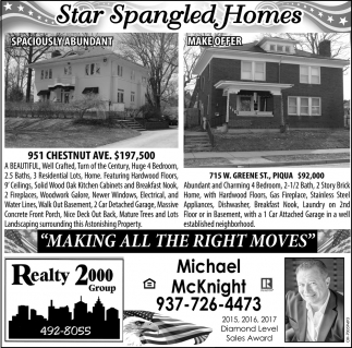 Star Spangled Homes