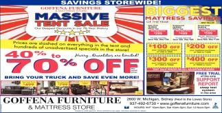 Savings storewide!