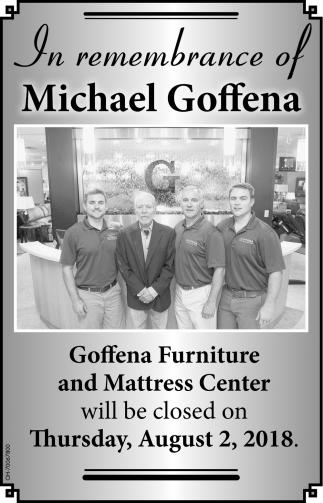 Michael Goffena