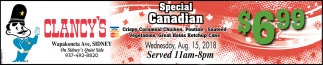 Special Canadian