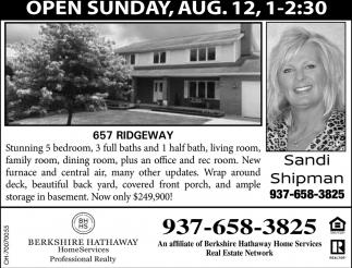 657 Ridgeway