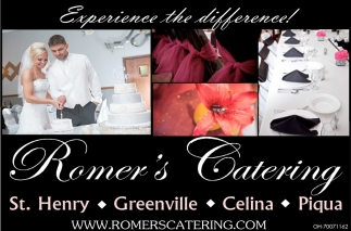 Experience the difference!