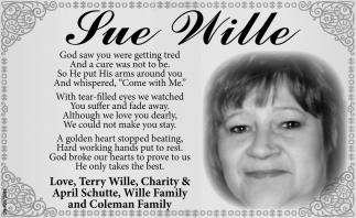 Sue Wille