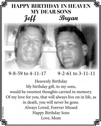 Jeff & Bryan