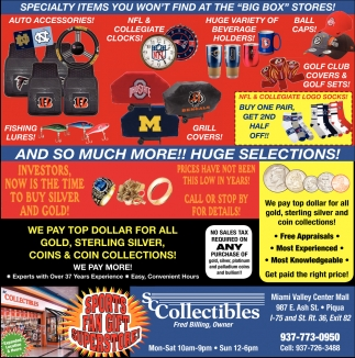 Sports Fan Gift Superstore