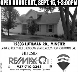 12803 Luthman Rd., Minster