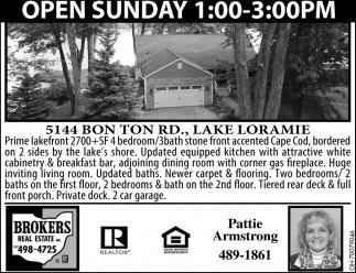 5144 Bon Ton Rd., Lake Loramie