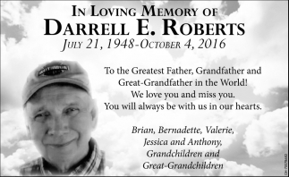 Darrell E. Roberts