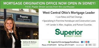 Mortgage Origination Office