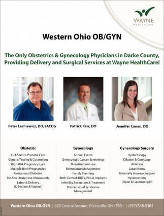 Obstetrics & Gynecology Physicians