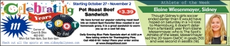 Pot Roast Beef Sandwich