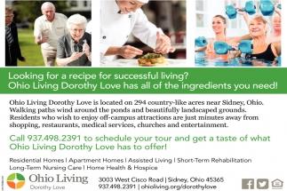 Assistant Living, Rehabilitation, Nursing Care, Hospice