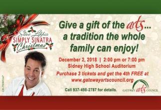 Steve Lippia Simply Sinatra Christmas