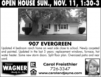 907 Evergreen