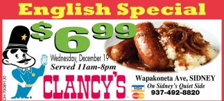 English Special