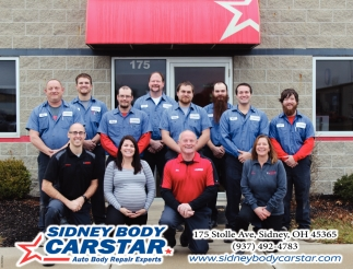 Auto Body Repair Experts