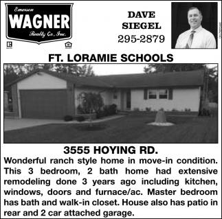 3555 Hoying Rd