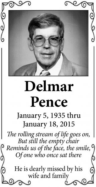 Delmar Pence