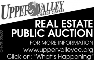 Real Estate Public Auction