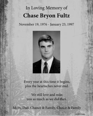 Chase Bryon Fultz