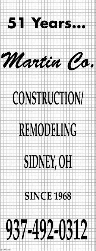 Construction, Remodeling