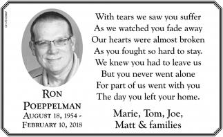 Ron Poeppelman