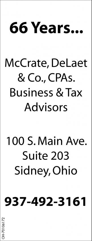 Business & Tax Advisors