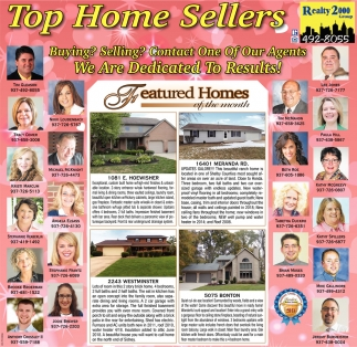 Top Home Sellers