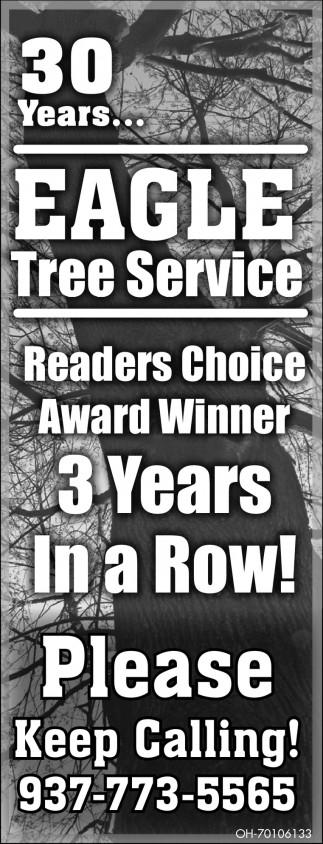 Readers Choice Award Winner 3 Years in a row!