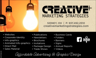 Affordable Advertising & Graphic Design