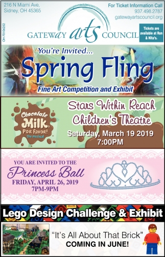 You're Invited... Spring Fling