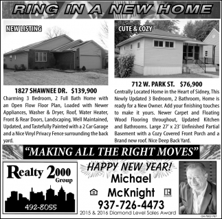 Ring in a new home