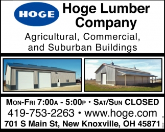 Agricultural, Commercial and Suburban Buildings
