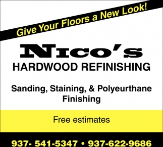 Give Your Floors a New Look!