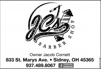Owner Jacob Cornett
