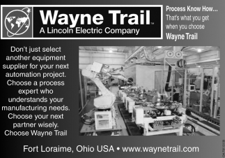 A Lincoln Electric Company