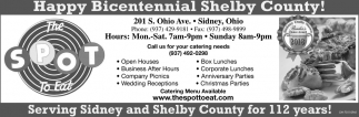 Happy Bicentennial Shelby County!