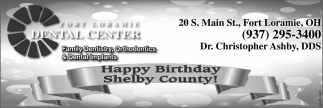 Happy Birthday Shelby County