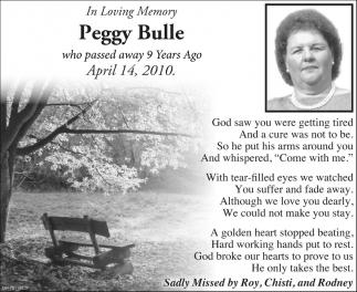 Peggy Bulle