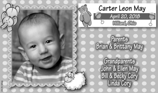 Carter Leon May