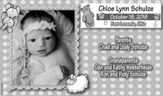 Chloe Lynn Schulze